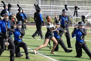 Guard Prepares for ISSMA Regional Competition