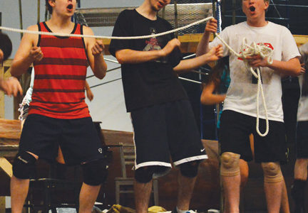 Student performers use summer to hone their craft