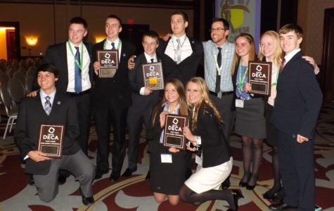 32 CHS students qualify for DECA Internationals