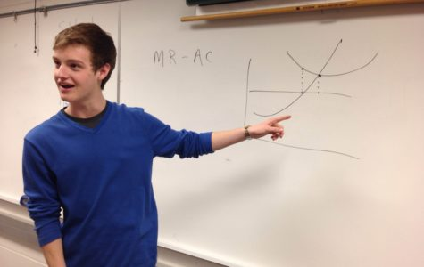 CHS Economics Club teams win state competition on March 10, advance to regional competition on April 14