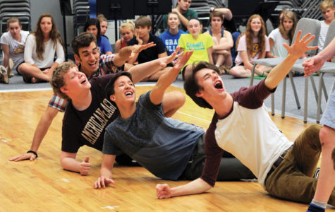 Theater students to perform spring musical 'Grease' May 15 to 18