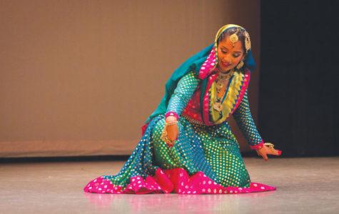 Rhythmic Relaxation: Junior Kamna Gupta dances to relieve stress