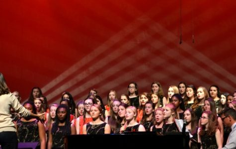 Choir to perform in Holiday Spectacular Dec. 3-7