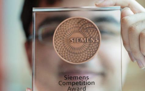 SCIENCE PIONEER: Senior Rishabh Kumar performed award-winning biophysics research