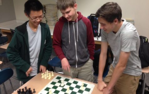 Chess Club prepares for state competition