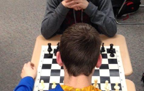 Chess Club prepares for team state tournament
