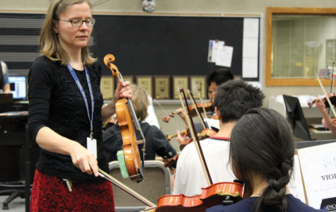 (Per)forming New Groups: Orchestra and choir alter programs based on students' changing needs