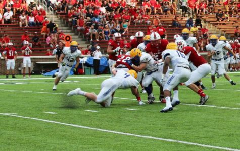 Carmel football team looking for support staff