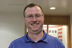Q&A with English 11/U.S. history block teacher Matt Dillon
