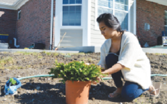 CHS students evaluate effects  of neighborhood construction on environment