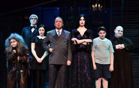 'The Addams Family' at Beef & Boards is spooky, funny treat