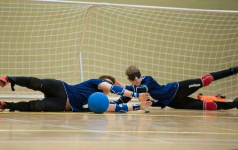 Goalball Club works on various projects to promote awareness for the sport