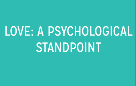 LOVE: A PSYCHOLOGICAL STANDPOINT