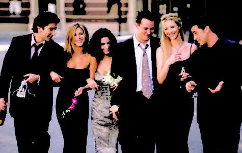 'Friends' cast to reunite