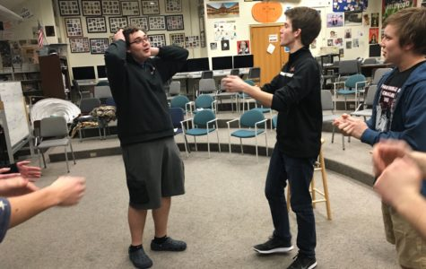 ComedySportz prepares for season's final home matches on April 21 and 22