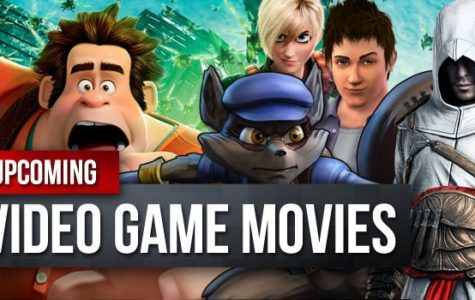New video game movies to be released with high expectations