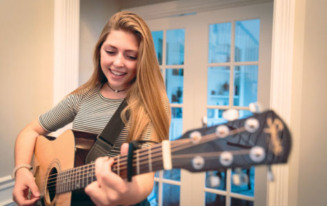 Student musicians use social media as platform to promote musical careers