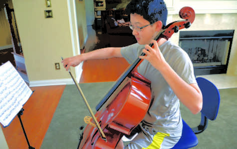 CHS orchestra students and staff discuss departure of former director