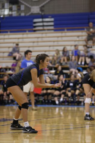Women's volleyball season over with loss in Sectionals