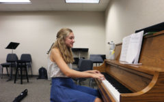 Jazzing It Up: Emma Hedrick, Luke Belcher, Will Rice
