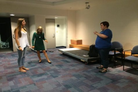 CHS Theater prepares for upcoming Studio One Acts