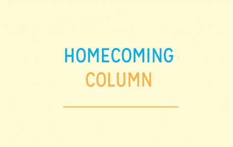 COLUMN: A Freshman Homecoming