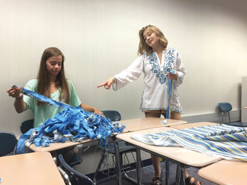 IB diploma seniors to fundraise with bracelets in support of Kokomo family following tornado