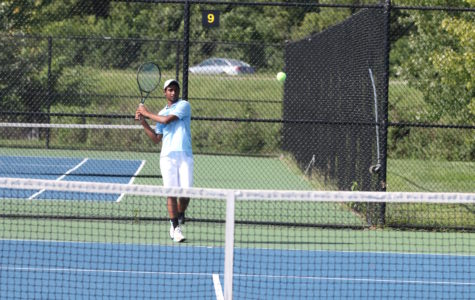 Men's tennis to compete at MIC First Rounds on Sept. 15 against North Central