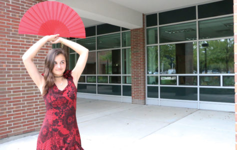 CHS student keeps in  touch with Hispanic heritage