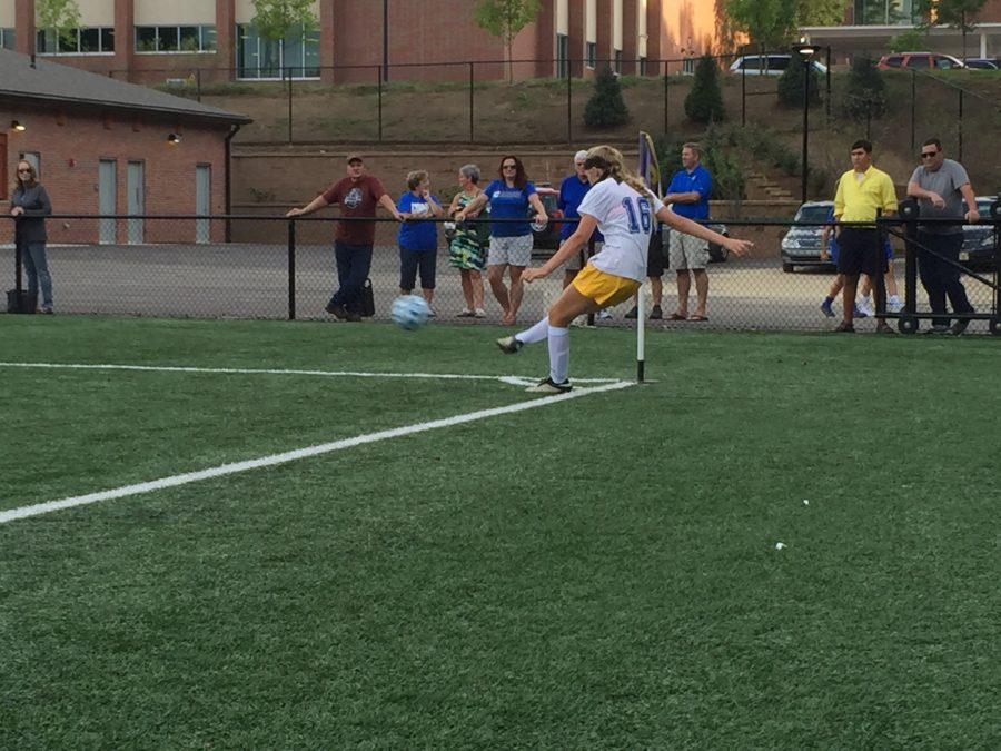 Women's soccer season ends with loss to Guerin Catholic