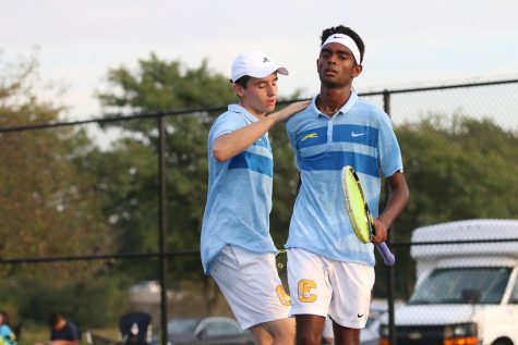 Men's tennis wins IHSAA State Championship over North Central 4-1