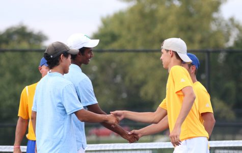 Men's tennis to play in Semi State at Culver Academy on Oct. 8