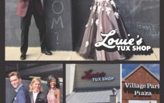 Louie's Tux Shop