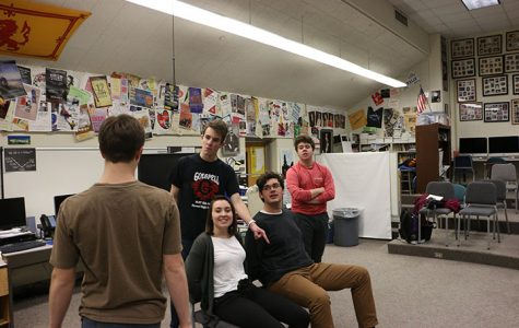 ComedySportz prepares for SRT match on Feb. 2