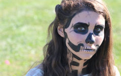 A Different Kind of Artist: Q&A with junior  Charlotte Seidensticker,  stage and special effects  makeup artist