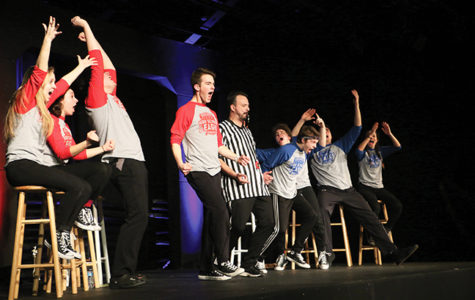 Working to Improv(e): Comedy Sportz members discuss the details and challenges behind their improvisational shows