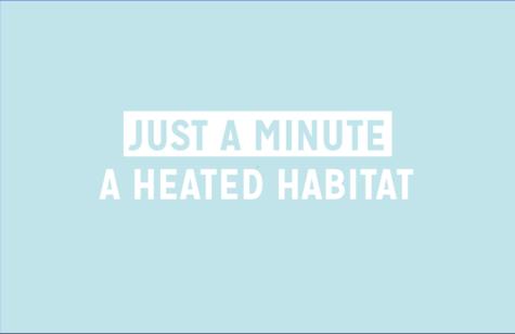 A Heated Habitat
