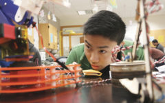 Slipping out of Science: While there is large interest in STEM fields at CHS, it is paralleled with large dropout rate during college.