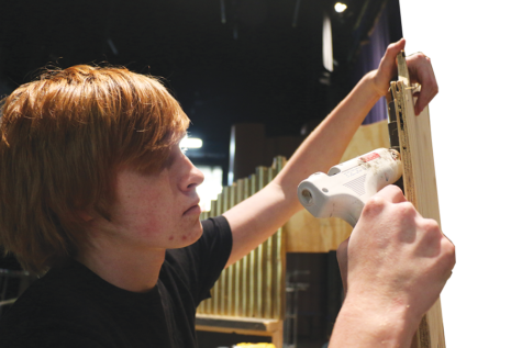 Secrets of the Phantom: CHS tech crew works to bring spring musical to life