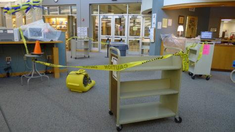 Leaks force media center closure