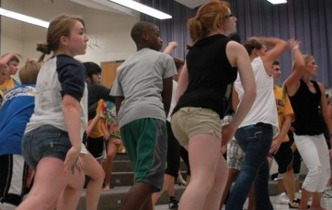Choirs prepare for fall concert on Sept. 27