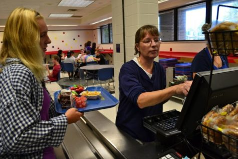 The school lunch system has moved to a new MealpayPlus system,  new lunch arrangement and new look.