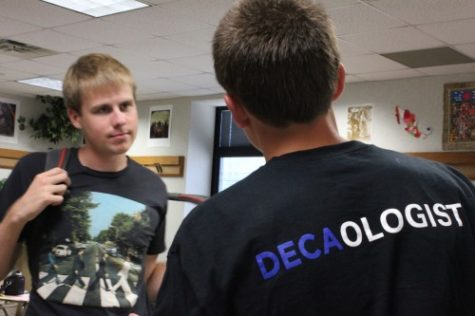 DECA continues officer elections this week