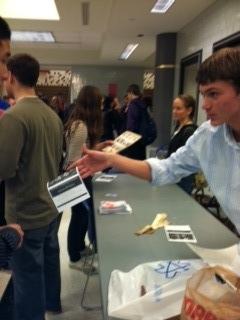 Student Venture plans 'Fast for Fastbreak'