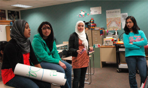 Students plan to create new club to increase awareness about Syrian Revolution