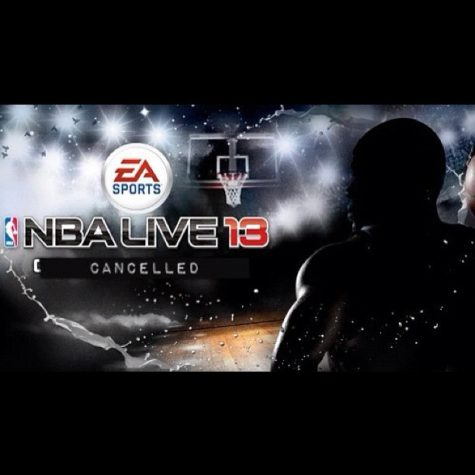 NBA Live 13 Cancelled