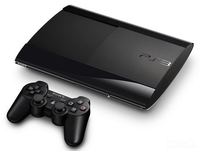 Sony announces PS3 'Super Slim'; has up to 500 GB