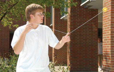 Junior William Baach is co-founder of new Yo-Yo Club