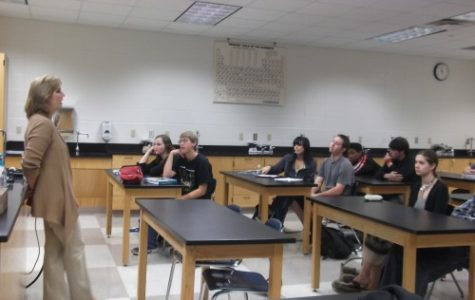 Science department gains new teacher, clubs go well
