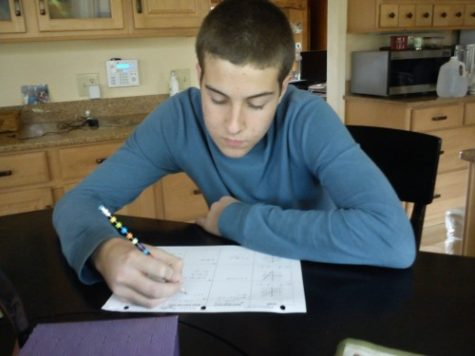 Math Students Prepare for Scheduling